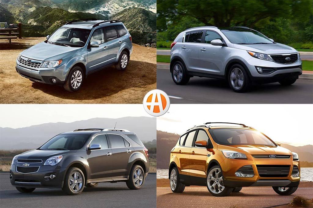 7 Good Used Compact SUVs Under $10,000 for 2019 featured image large thumb0