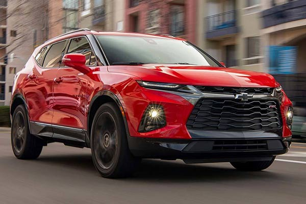 10 Most Affordable Midsize SUVs for 2019 featured image large thumb7