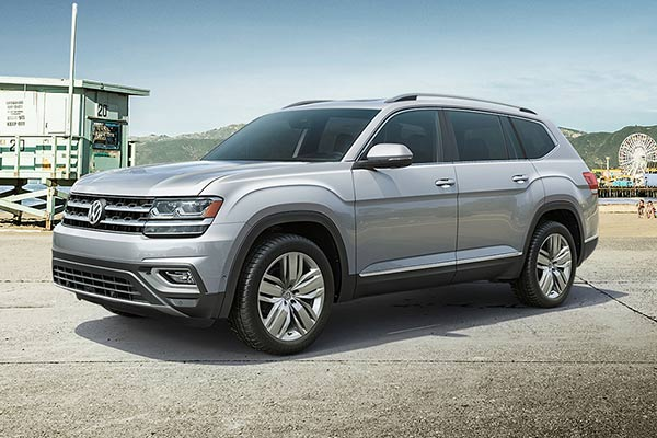 10 Most Affordable Midsize SUVs for 2019 featured image large thumb2