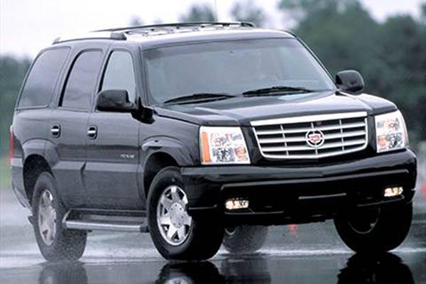 8 Good Used Luxury SUVs Under $10,000 for 2019 featured image large thumb4