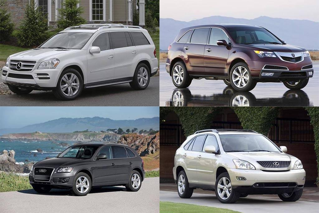 8 Good Used Luxury SUVs Under $10,000 for 2019 featured image large thumb0
