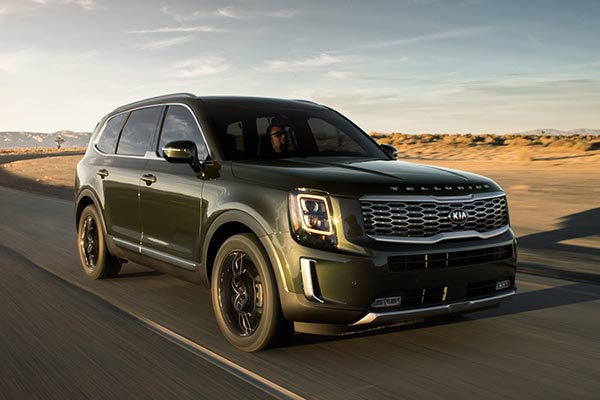 IIHS Top Safety Pick-Rated Midsize Family SUVs for 2019 featured image large thumb5