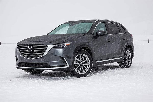 IIHS Top Safety Pick-Rated Midsize Family SUVs for 2019 featured image large thumb4