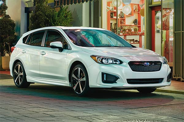 IIHS Top Safety Pick Rated Compact Cars for 2019 featured image large thumb2