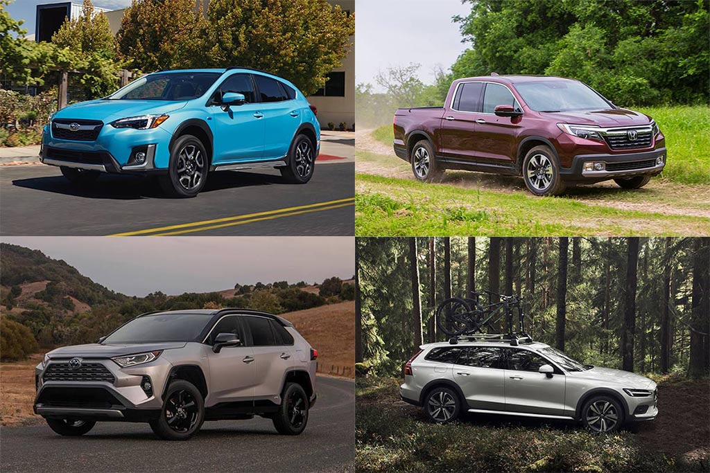 Great Fuel Efficient Adventure Vehicles for 2019 featured image large thumb0