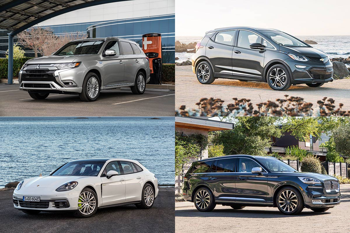 12 Best Electric Vehicles for 2019 featured image large thumb0