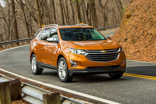 8 Great CPO Compact SUVs Under $25,000 for 2019 featured image large thumb5