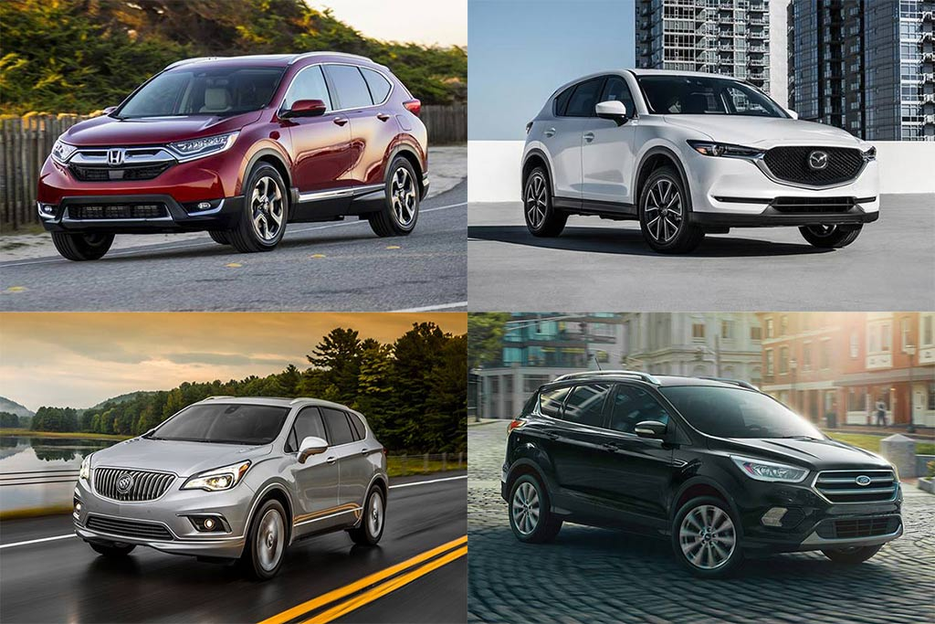 8 Great CPO Compact SUVs Under $25,000 for 2019 featured image large thumb0