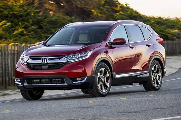 IIHS Top Safety Pick-Rated Compact SUVs for 2019 featured image large thumb7