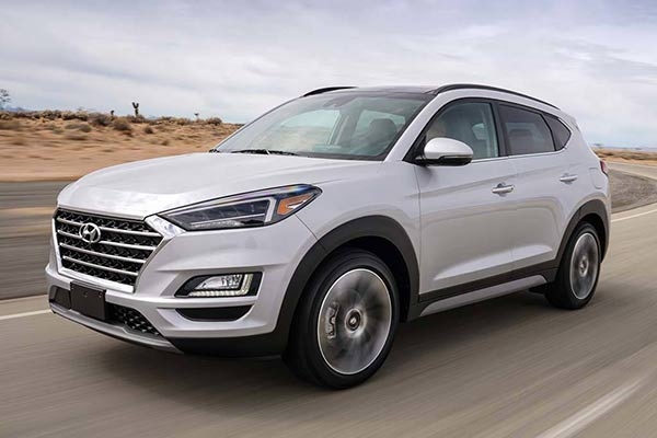 IIHS Top Safety Pick-Rated Compact SUVs for 2019 featured image large thumb3