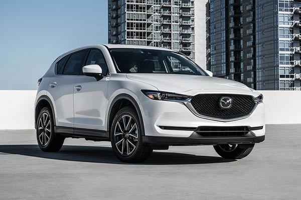 IIHS Top Safety Pick-Rated Compact SUVs for 2019 featured image large thumb4
