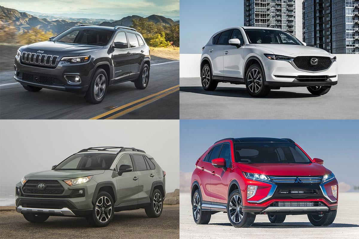 IIHS Top Safety Pick-Rated Compact SUVs for 2019 featured image large thumb0