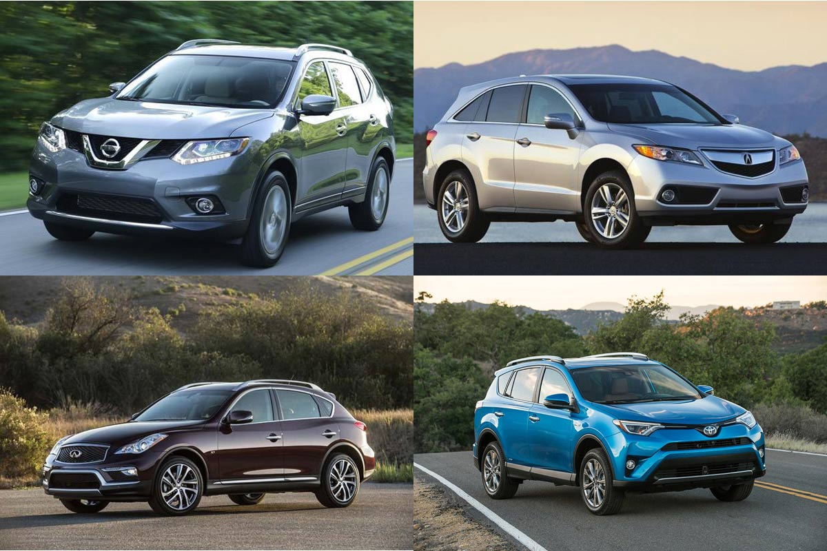 8 Great Used Compact SUVs Under $20,000 for 2019 featured image large thumb0