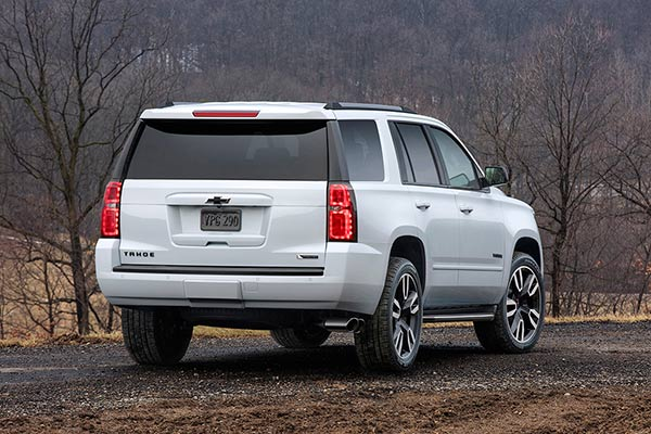 Top 7 Luxury SUVs From Non-Luxury Brands for 2019 featured image large thumb1