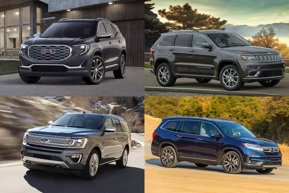 Top 7 Luxury SUVs From Non-Luxury Brands for 2019 featured image large thumb0
