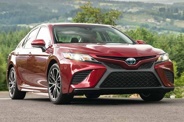 Great IIHS Top Safety Pick-Rated Family Sedans for 2019 featured image large thumb2