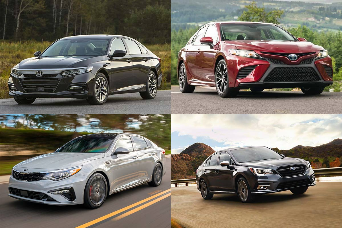 Great IIHS Top Safety Pick-Rated Family Sedans for 2019 featured image large thumb0
