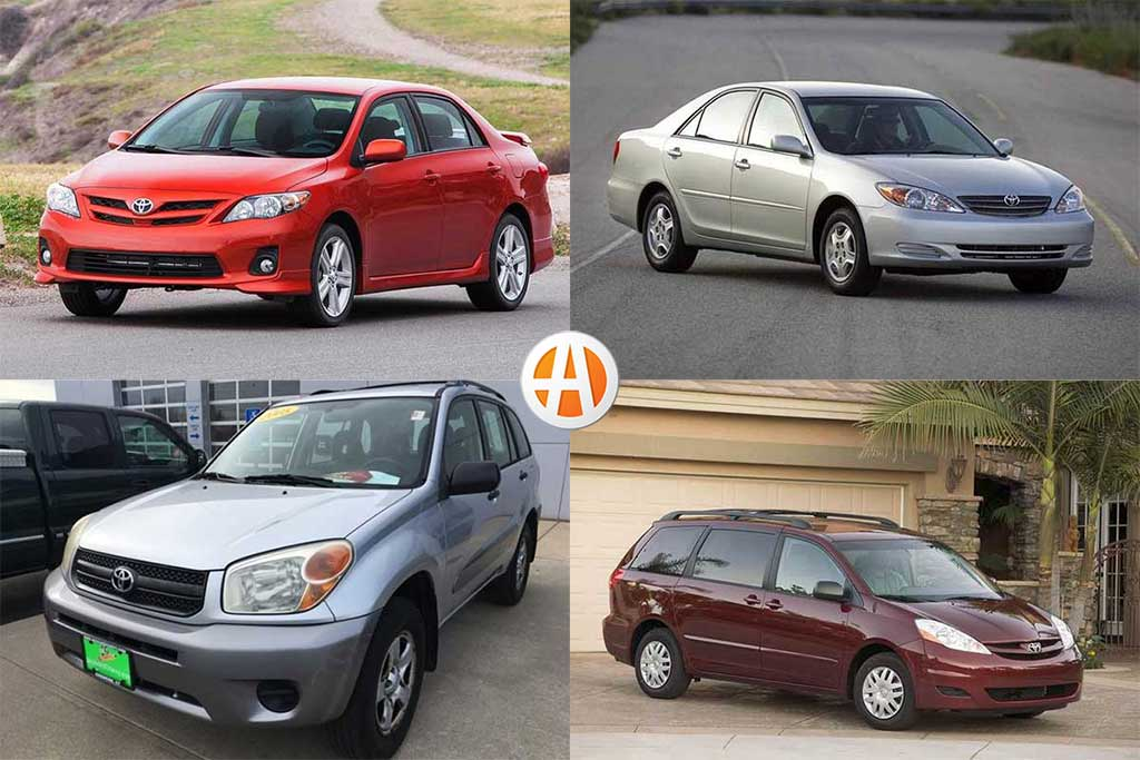 7 Good Used Toyotas Under $5,000 for 2020 featured image large thumb0