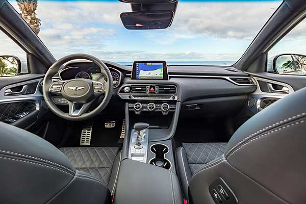 10 Best Car Interiors Under $50,000 for 2020 featured image large thumb3
