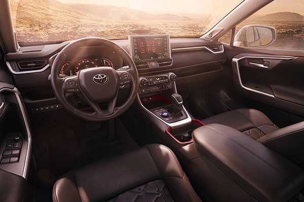 10 Best Car Interiors Under $50,000 for 2020 featured image large thumb10