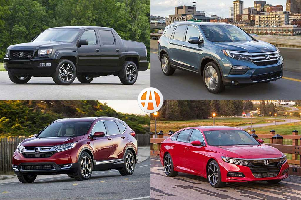 7 Great Used Hondas Under $20,000 for 2020 featured image large thumb0