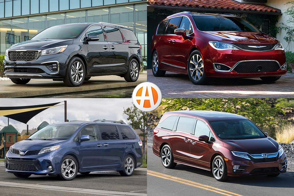 5 Great New Minivans Under $40,000 for 2020 featured image large thumb0