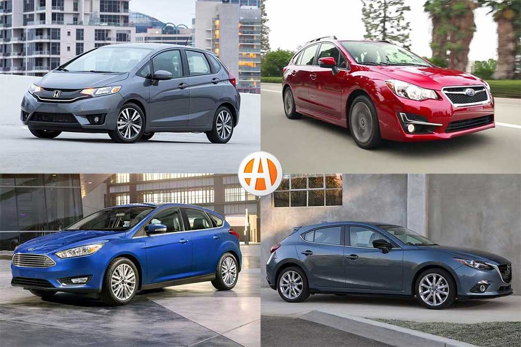 6 Great Used Hatchbacks Under $10,000 for 2020 featured image large thumb0