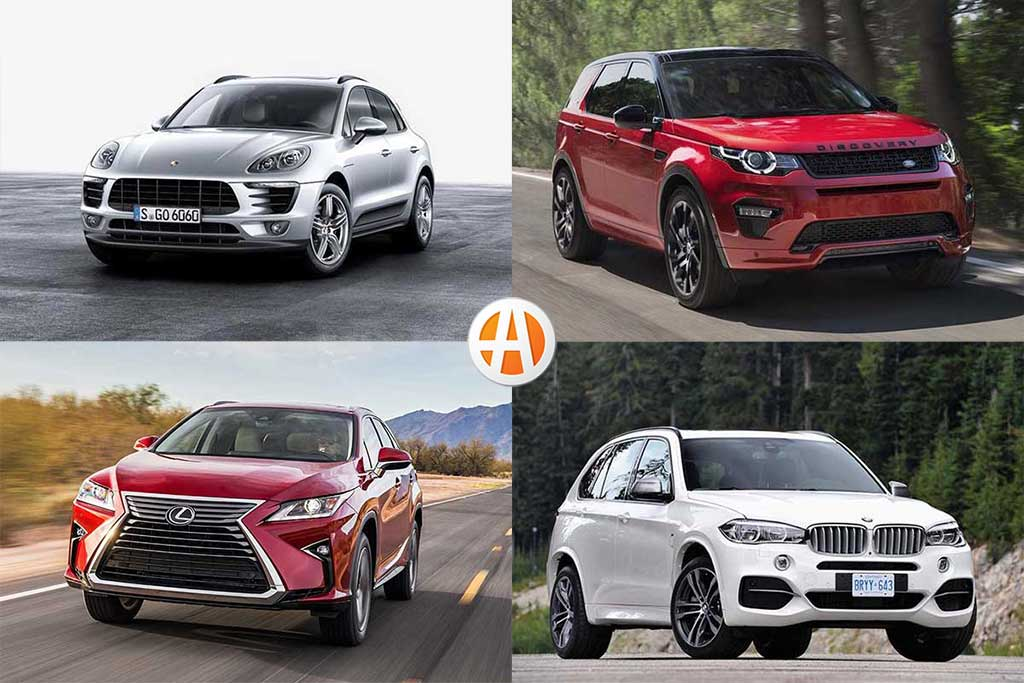 7 Great CPO Luxury SUVs Under $40,000 for 2020 featured image large thumb0