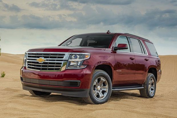 SUVs Available With Second-Row Captain's Chairs for 2020 featured image large thumb4