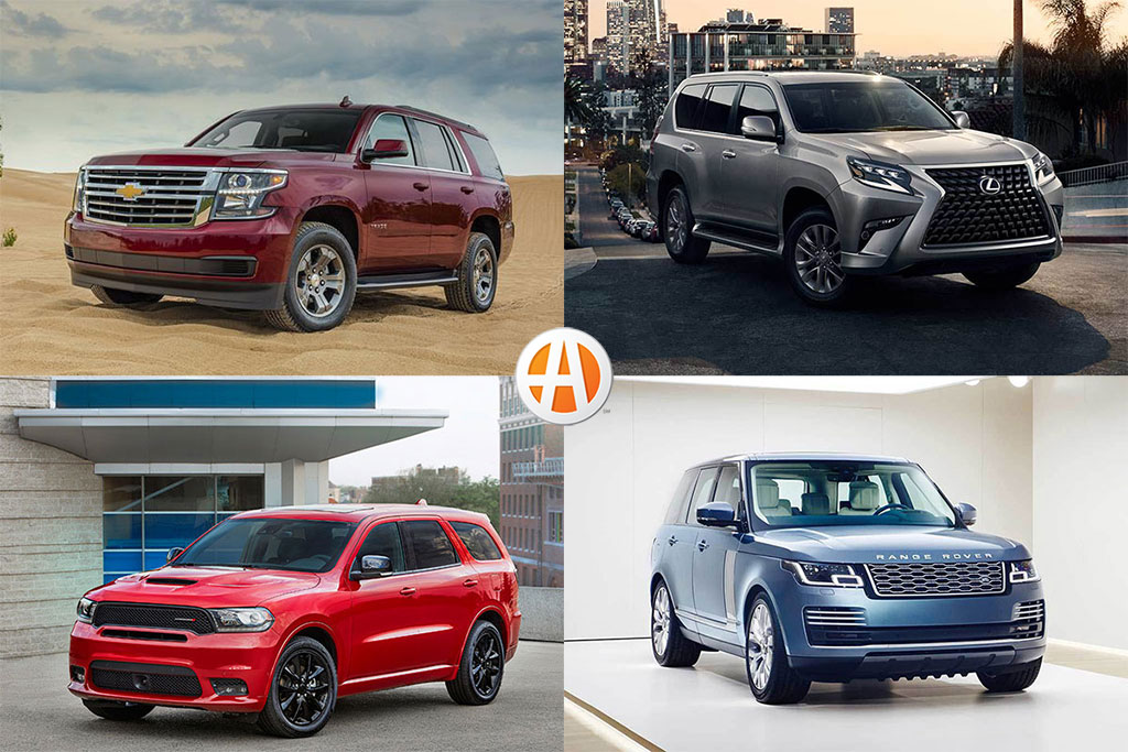 SUVs Available With Second-Row Captain's Chairs for 2020 featured image large thumb0