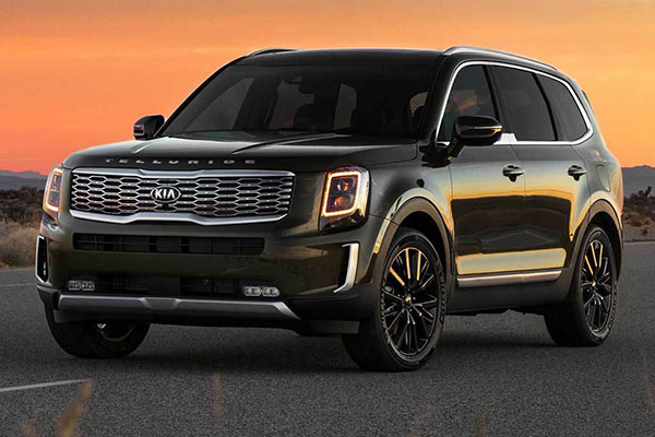 SUVs Available With Second-Row Captain's Chairs for 2020 featured image large thumb10