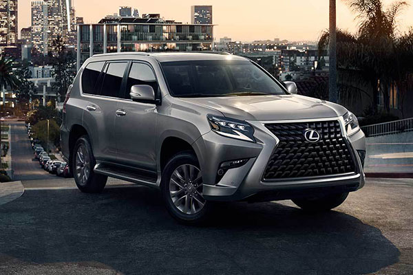 SUVs Available With Second-Row Captain's Chairs for 2020 featured image large thumb12