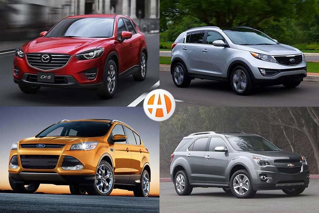 7 Good Used Compact SUVs Under $10,000 for 2020 featured image large thumb0
