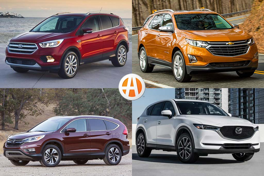 7 Great Used Compact SUVs Under $20,000 for 2020 featured image large thumb0