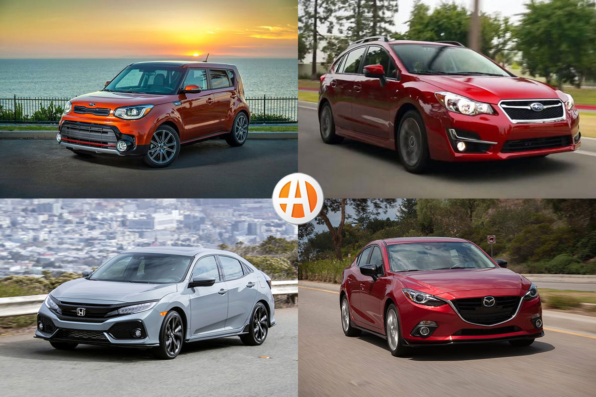Great Used Hatchbacks Under $15,000 for 2020 featured image large thumb0