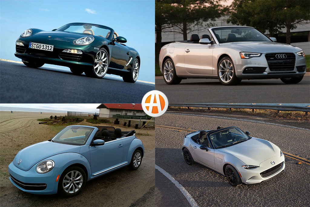 8 Great Used Convertibles Under $20,000 for 2020 featured image large thumb0