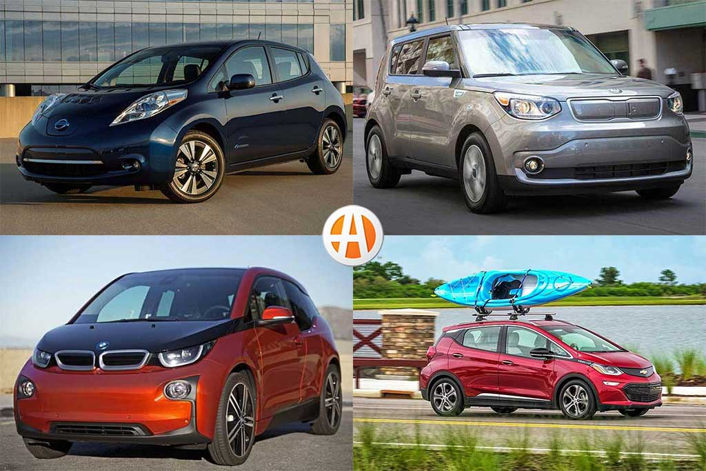 Affordable Used Electric Vehicles for 2020 featured image large thumb0