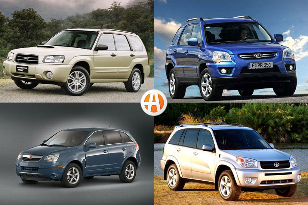 7 Good Used Compact SUVs Under $5,000 for 2020 featured image large thumb0