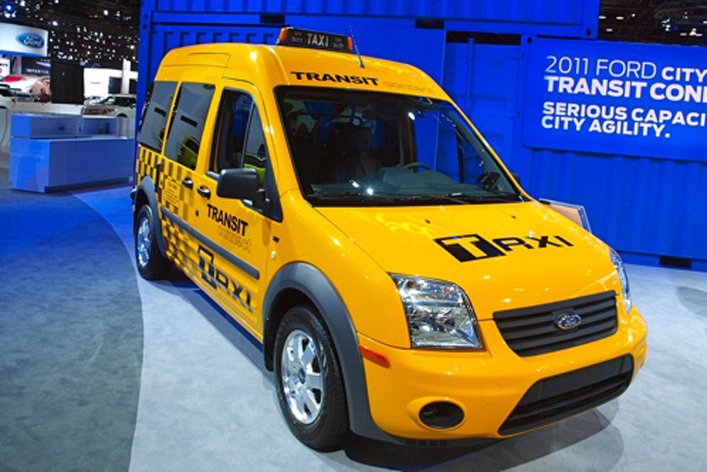 2011 Ford Transit Connect - Chicago Auto Show featured image large thumb0