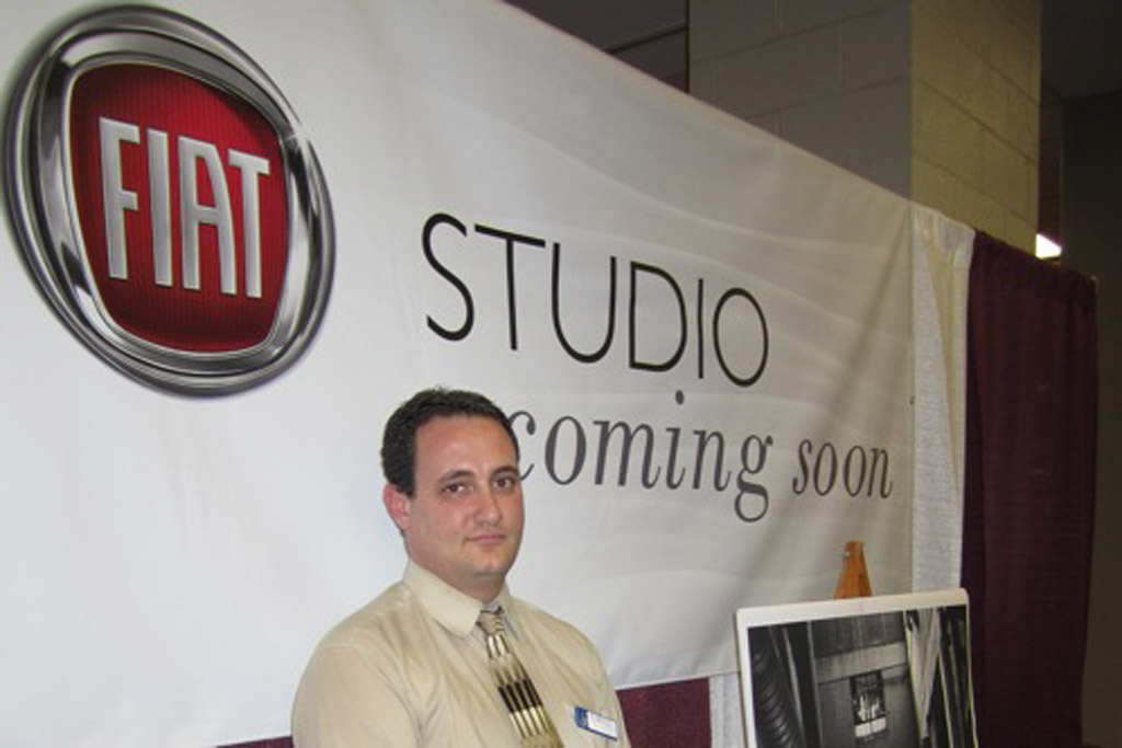 Fiat Fans in St. Louis Met the Dealer, Not the Car - St. Louis Auto Show featured image large thumb0