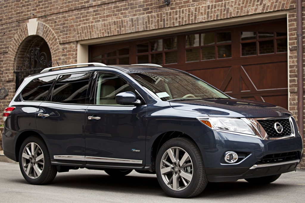 Cars With 3 Rows Of Seats >> Top Fuel Efficient Suvs And Minivans With 3 Row Seating For 2013