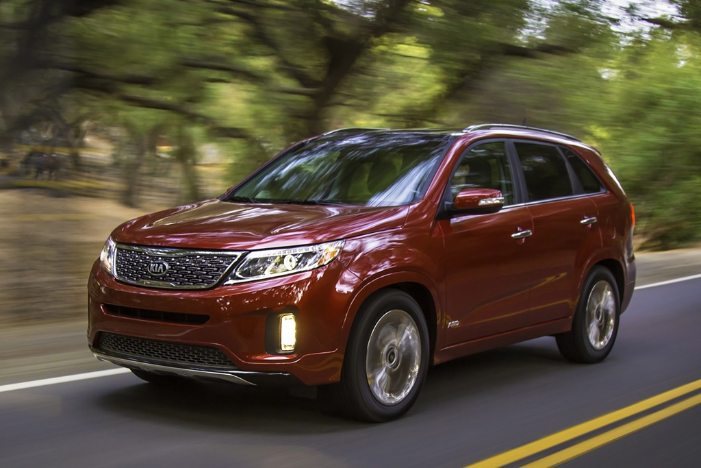 Cars With 3 Rows Of Seats >> Top Fuel Efficient Suvs And Minivans With 3 Row Seating For
