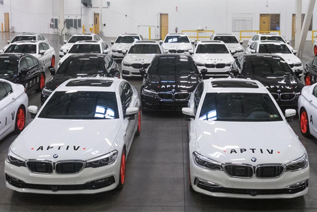 Lyft Surpasses 5,000 Self-Driving Rides With Aptiv Fleet featured image large thumb0