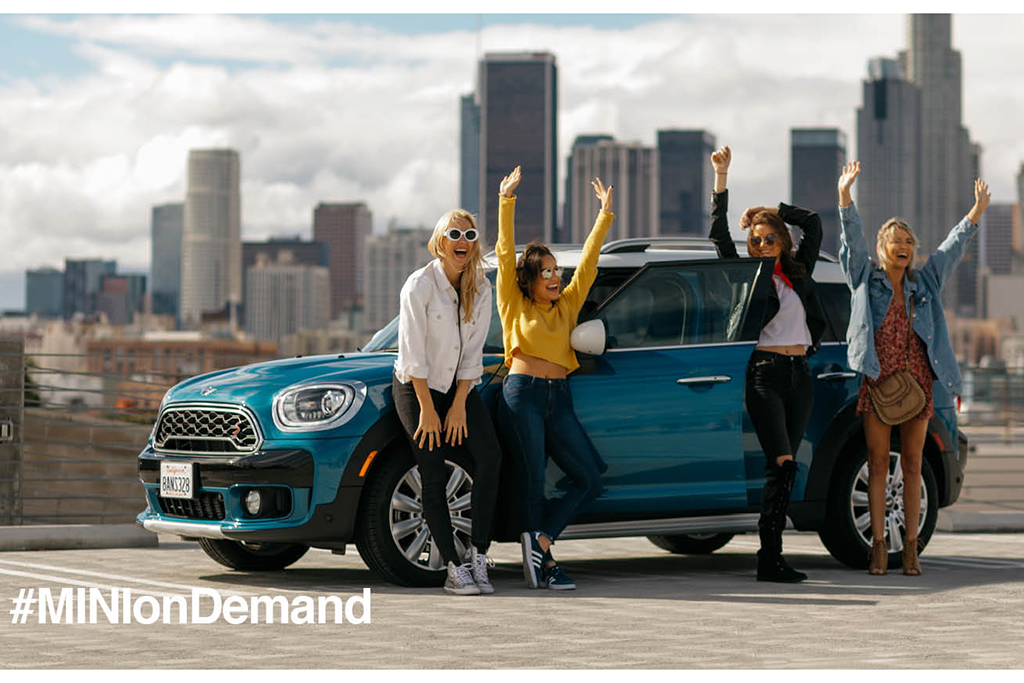 Mini Launches 'Tweet to Test Drive' Campaign featured image large thumb0