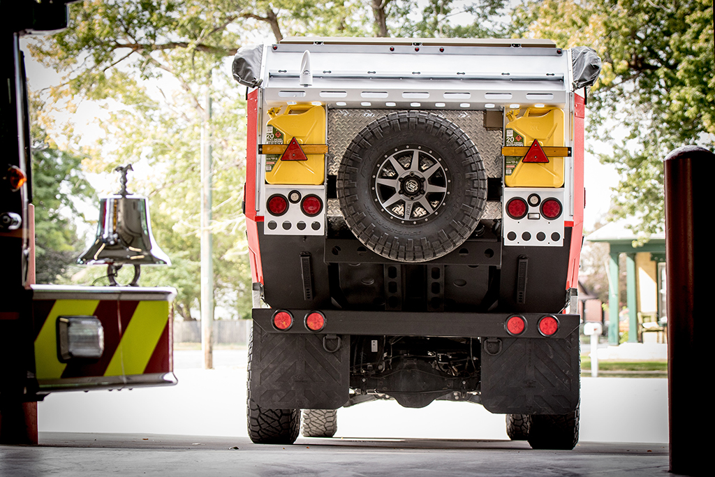 2018 Nissan Titan: Nissan Donates a Purpose-Built Titan to American Red Cross featured image large thumb3