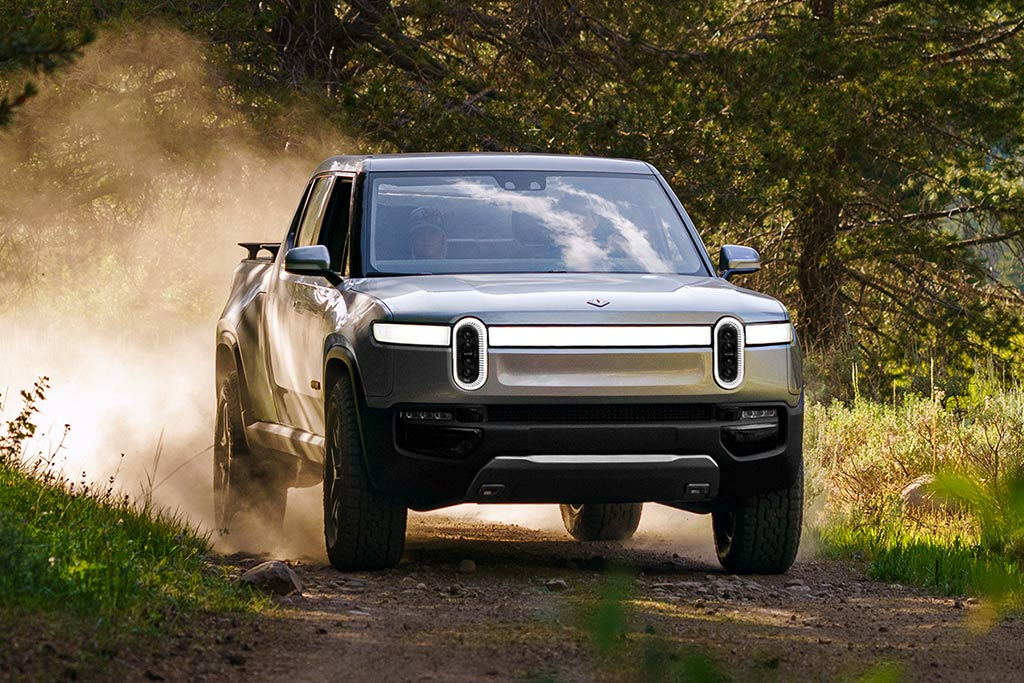 EV Brand Rivian Gets $350 Million Investment From Cox Automotive featured image large thumb0