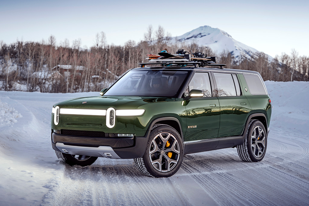 EV Startup Rivian Announces $700M Investment Led by Amazon featured image large thumb0
