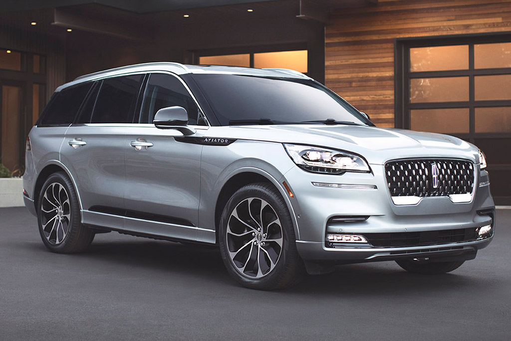 Lincoln Car Price >> 2020 Lincoln Aviator Pricing Announced Starts At 52 195