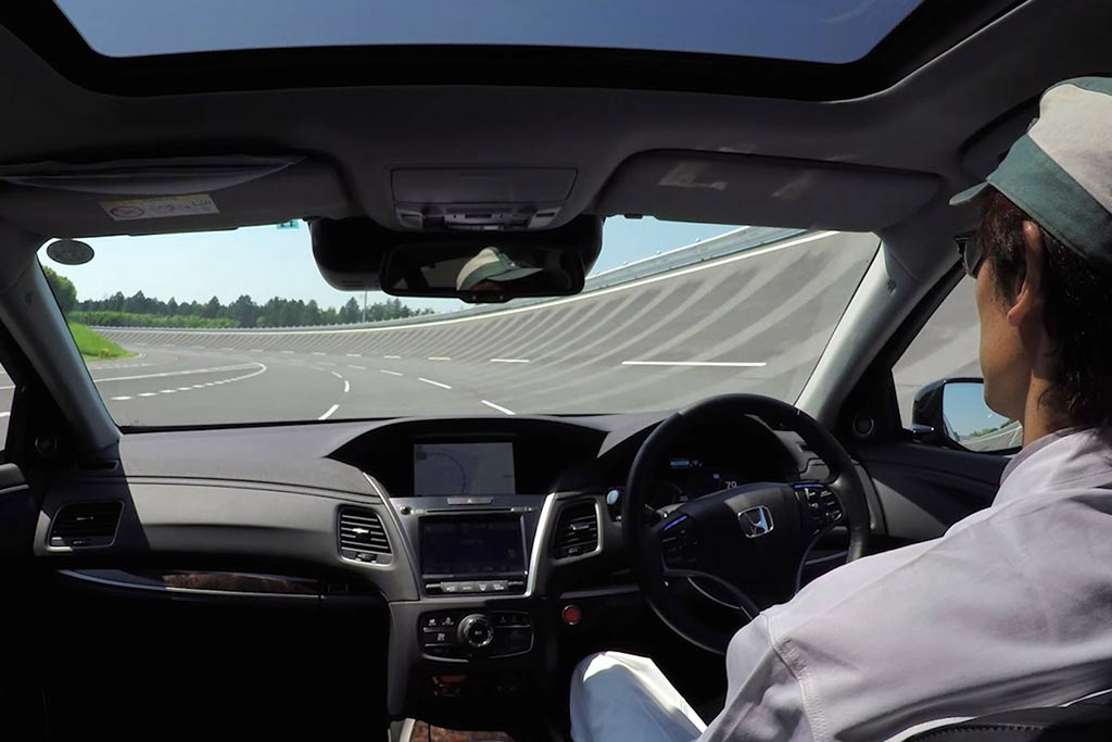 Self-Driving Cars: Honda Remains on Track for Level 3 by 2020 featured image large thumb0