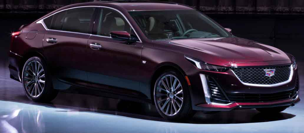 2020 Cadillac CT5 Review featured image large thumb5